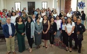 Capacita SSPO a 41 Ayuntamientos para prevenir la violencia de género