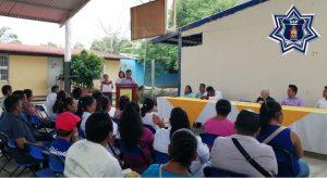 Establece SSPO Unidades Municipales de Prevención del Delito en la Costa