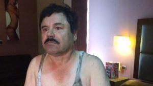 """""""El Chapo"""" no regresará nunca a México; le rechazan amparo de extradición"""