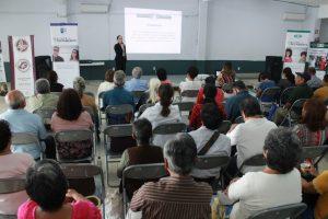 Promueve Ayuntamiento capitalino  cultura de prevención en el derecho a heredar