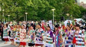 Oaxaca y su Guelaguetza presentes ante la ONU