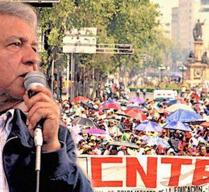 Pretende CNTE adoctrinar en comunismo, no educar: Alfredo Martínez de Aguilar