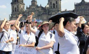 Simula Función Pública combate a corrupción en el sector salud: Alfredo Martínez de Aguilar