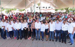 Caravana DIF fortalece la política asistencial del gobierno del estado