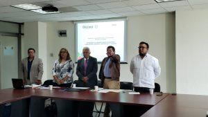 Informa Sinfra a Congreso de Oaxaca sobre aplicación de recursos en el ejercicio fiscal