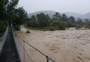 Solicita Gobierno de Oaxaca Declaratoria de Emergencia por lluvias