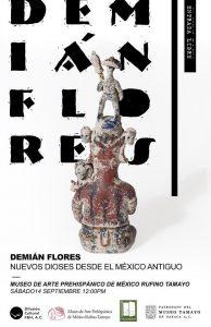 Nuevos Dioses desde el México Antiguo