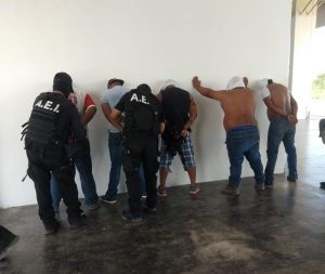 Caen 5 secuestradores en Juchitán.