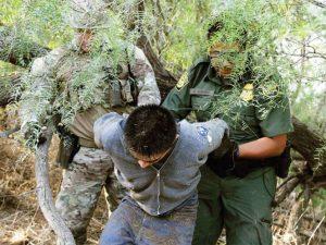 Estados Unidos detuvo a un millón en frontera