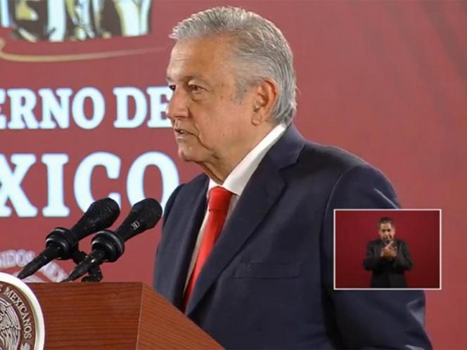 Aeropuerto en Santa Lucía estará listo en 2021: López Obrador