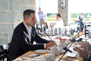 Oaxaca avanza en la ruta de la transformación: AMH