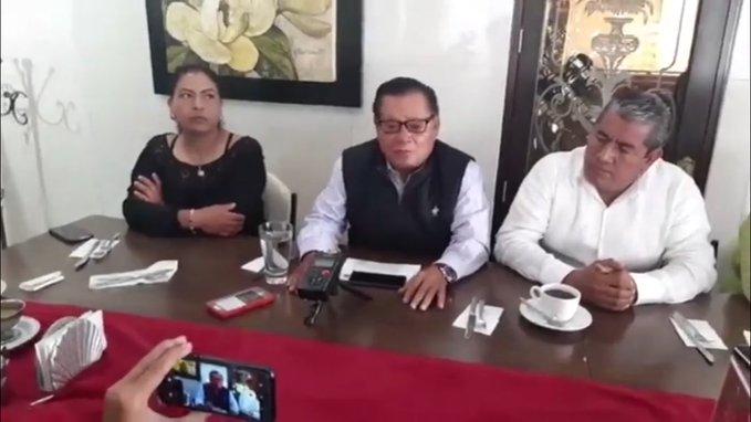 Dice el presidente de Huajolotitlán, que lo amenacé de muerte: Horacio Corro Espinosa