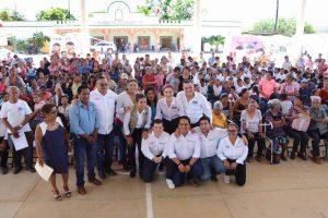 Un gobierno que camina, es un gobierno que escucha y atiende las necesidades de las y los ciudadanos: IMM en la Cañada