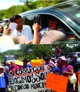Huajolotitlán fue recibido por AMLO: Horacio Corro Espinosa
