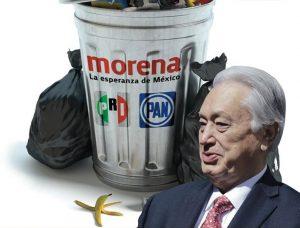 Manuel Bartlett, ajuste con su propio pasado; falta caso Buendía: Carlos Ramírez