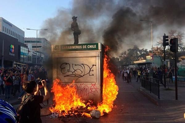 La crisis chilena, el conflicto entre crecimiento e igualdad y sus efectos: *Francisco Ángel Maldonado Martínez