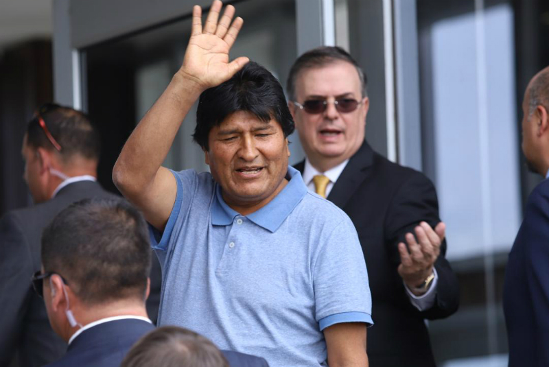 Cayó Evo y Rosario Piedra, no; violaron el Estado de Derecho: Alfredo Martínez de Aguilar