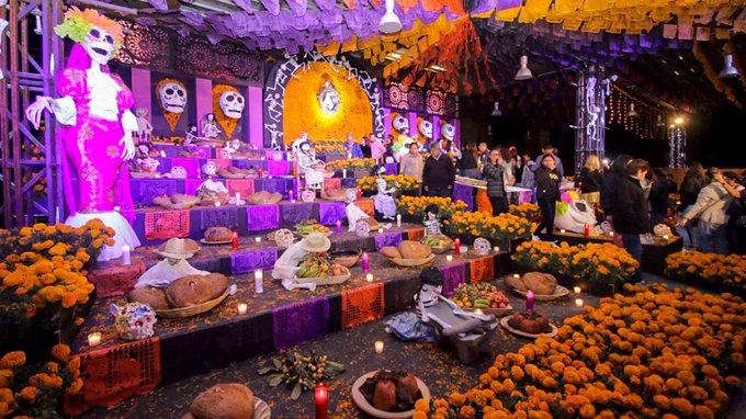Oaxaca, referente cultural de México: entre la FILO y el Festival de Día de Muertos: *Francisco Ángel Maldonado Martínez