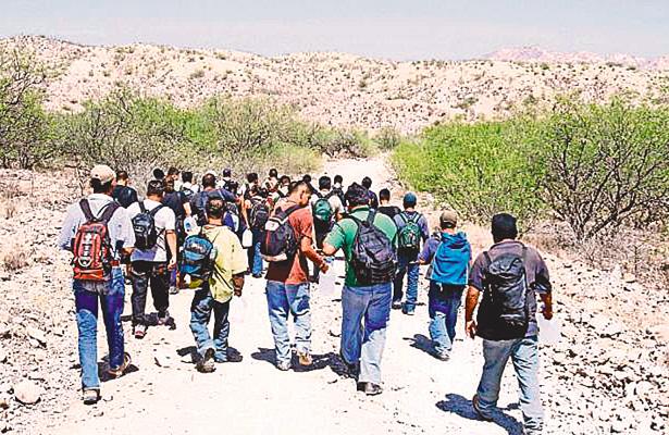 Migración y tráfico de armas: Luis Murat