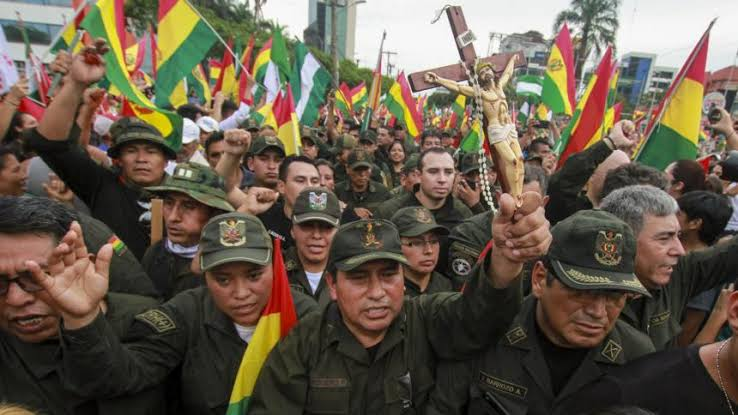 Golpe de Estado en Bolivia: Luis Murat