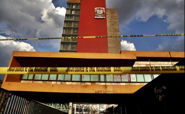 Ataque a Ciudad Universitaria: Luis Murat
