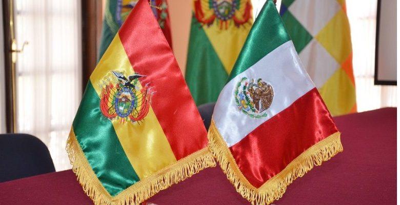 México y Bolivia: Luis Murat