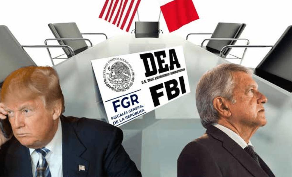 Narcoterrorismo, batalla perdida por Trump, pero creada por México: Carlos Ramírez
