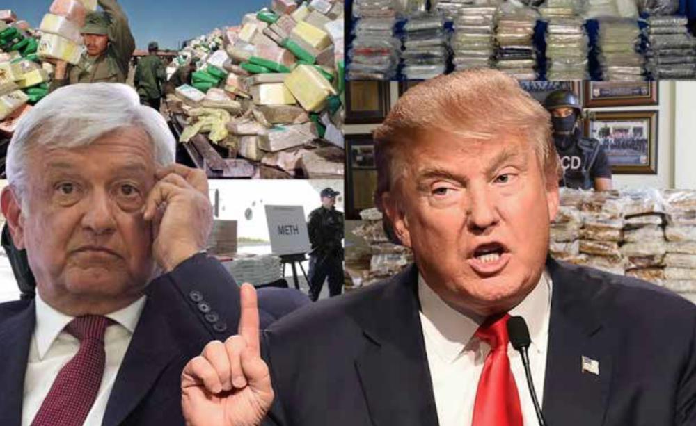 Agenda de Trump con AMLO: drogas y acuerdos de seguridad nacional: Carlos Ramírez