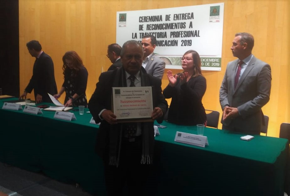 Justicia contra impunidad, pendiente de AMLO y la 4T: Alfredo Martínez de Aguilar