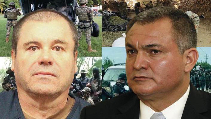 García Luna, ajeno a labores del Ejército; Sedena achicó a Chapo: Carlos Ramírez