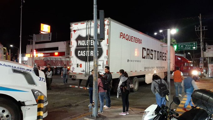 Otro bloqueo en Oaxaca: Horacio Corro Espinosa