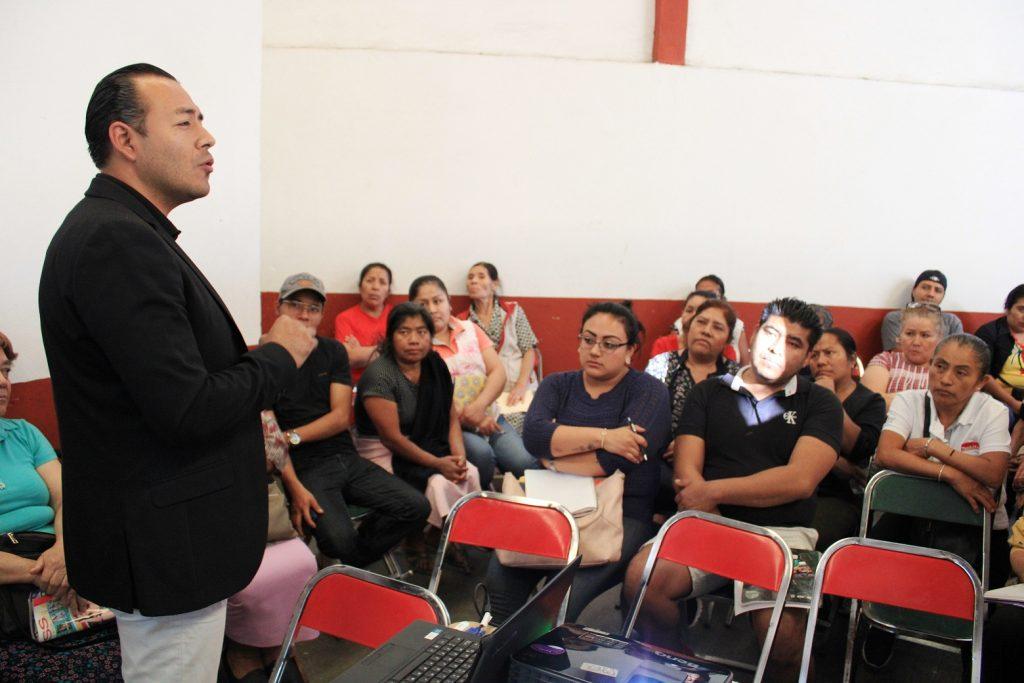 """Con """"Locatario Competente"""" se mejora el servicio en mercados de la ciudad de Oaxaca"""