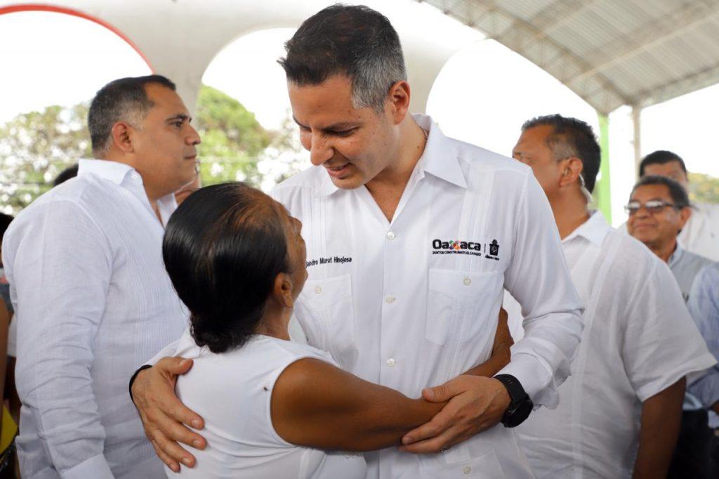 Atiende Gobierno de Oaxaca afectaciones por sismo en San Pedro Comitancillo
