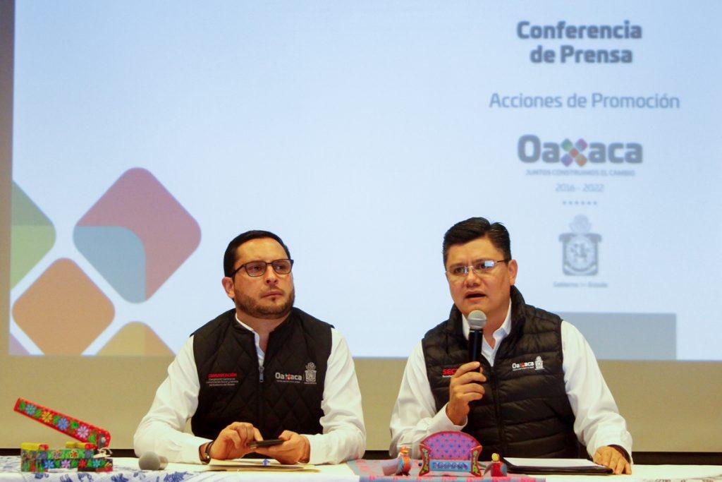 Oaxaca se encuentra en las promociones de los mercados internacionales: Sectur