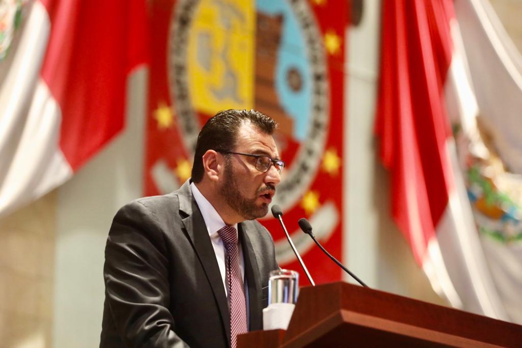 Atienden SSO a 66 de cada 100 oaxaqueños sin seguridad social: Alfredo Martínez de Aguilar