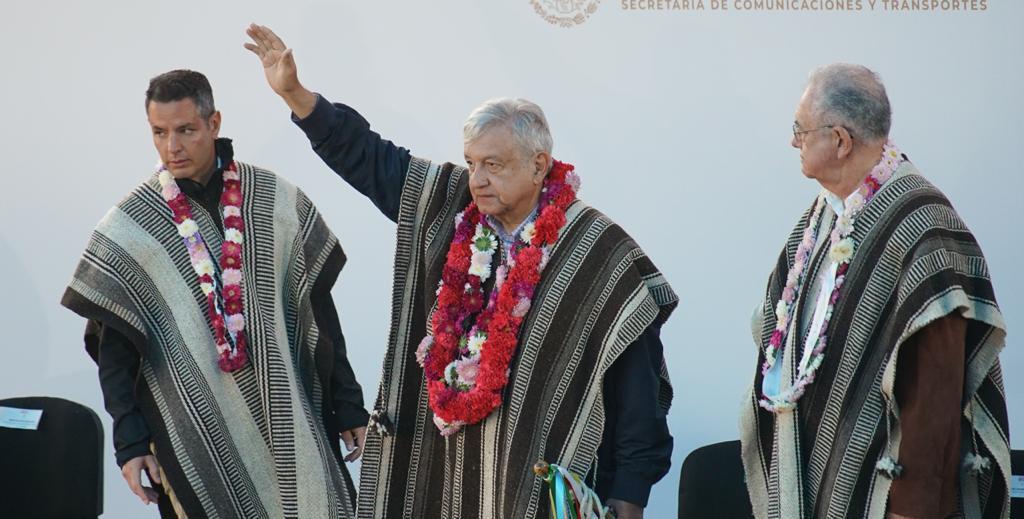 Oaxaca, ejemplo nacional en solidaridad y caminero: Alfredo Martínez de Aguilar