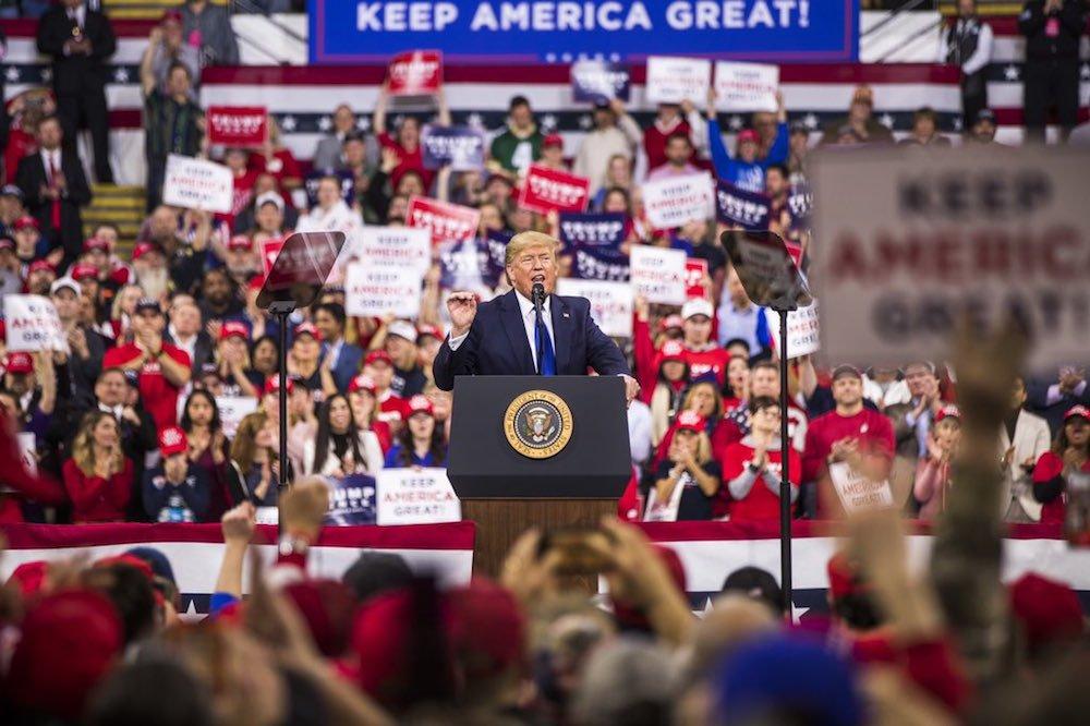 Trump: Estado de seguridad nacional: Carlos Ramírez