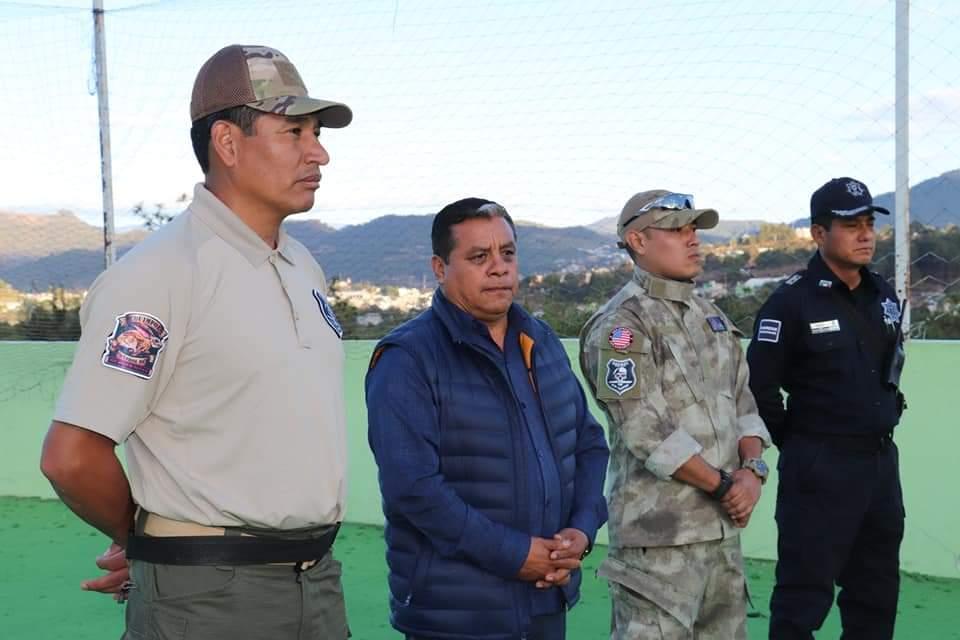 Policía municipal de Tlaxiaco inicia capacitación con el objetivo de obtener dos certificaciones internacionales