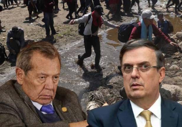 ¿Cárteles y Muñoz Ledo mecen la cuna de caravanas migrantes?: Carlos Ramírez