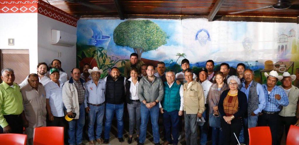Se pronuncia Raúl Bolaños-Cacho Cué por alianzas que promuevan el desarrollo