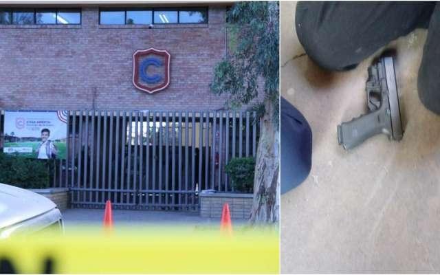 Alumno desata tiroteo en primaria de Torreón; hay 2 muertos