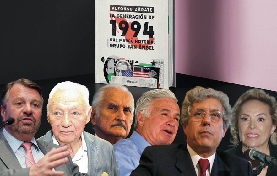 Grupo San Angel 1994, al final guardagujas del régimen priísta: Carlos Ramírez