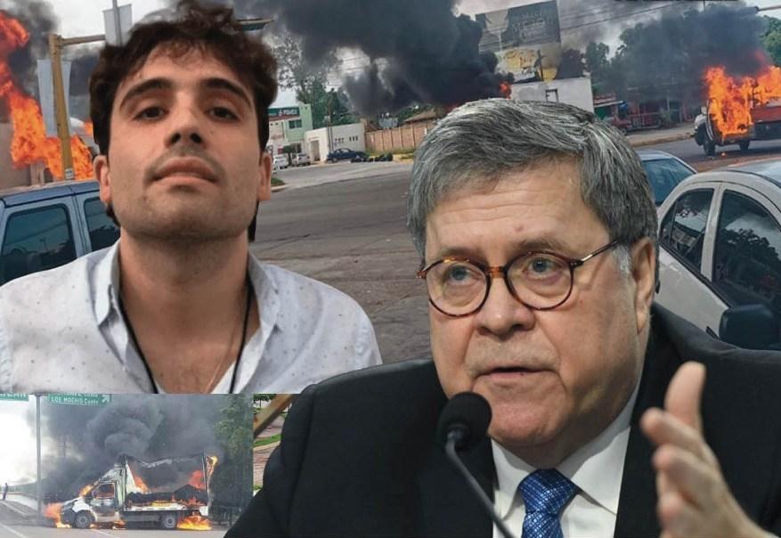 La agenda secreta de Barr: opioides y entrega de Ovidio: Carlos Ramírez