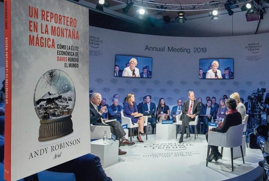 Davos sin México, la Montaña Mágica del nuevo capitalismo de accionistas: Carlos Ramírez