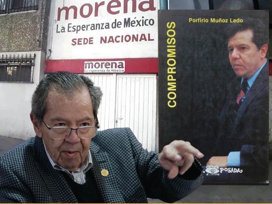 Muñoz Ledo: cómo tragar sapos y tepocatas y sobrevivir sonriendo: Carlos Ramírez