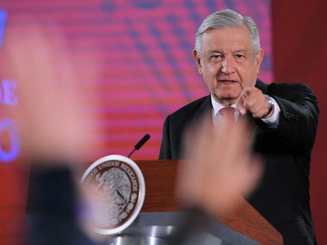No entregaremos a bolivianos asilados en embajada: López Obrador