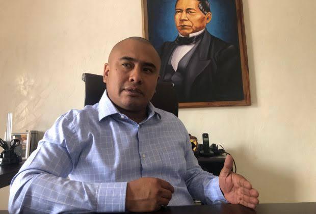 Despide Dante Montaño injustificadamente a trabajadores del Municipio de Santa Lucía del Camino.