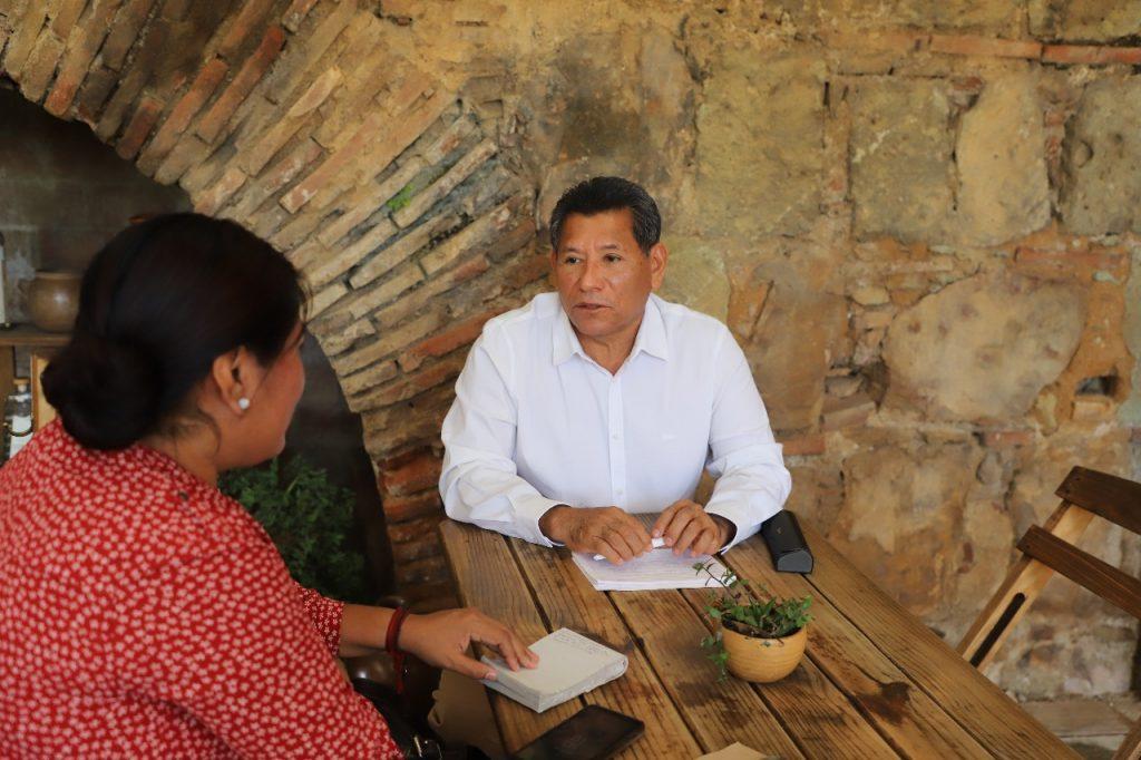 Sin sanciones en Oaxaca por uso indebido de recursos en favor de imagen de AMLO