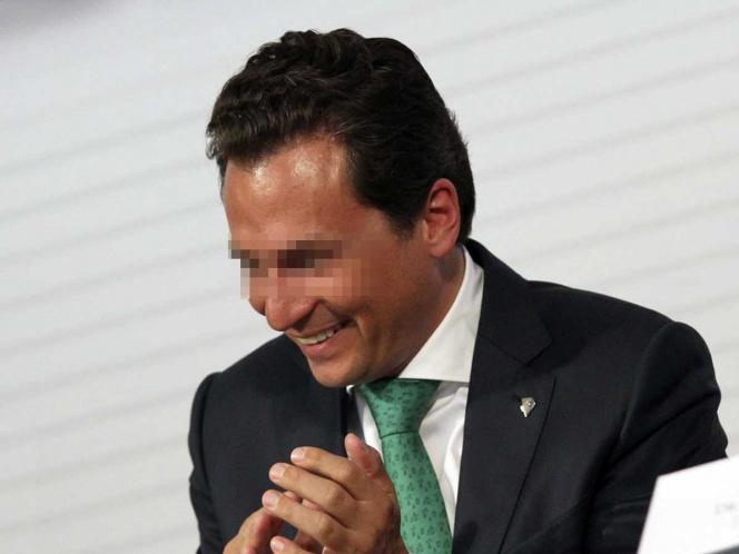 Van por extradición de Emilio Lozoya, detenido en España