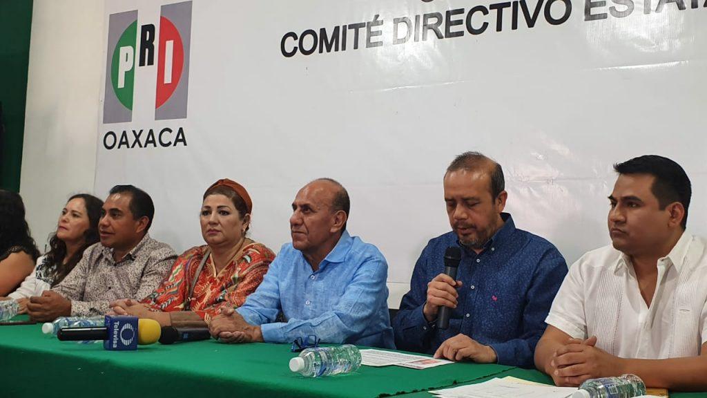 Descarta PRI alianzas en próximo proceso electoral